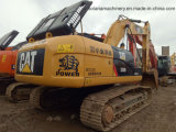 使用された幼虫26tonの掘削機猫326D2のクローラー掘削機