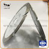105mm de alta calidad Venta caliente sinterizado prensado en caliente de discos de corte Herramientas de Hardware de la hoja de sierra de diamante blanco