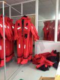 Vestito di immersione capace di galleggiare Lifesaving dell'isolamento termico del vestito