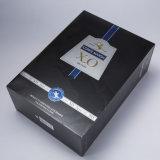 Personalizar la caja de regalo de papel plegado a mano, vino Caja Caja de regalo