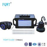 A deteção de escape Pqwt-Cl400 da água do elevado desempenho dirige o detetor de escape da água para 3 medidores profundo