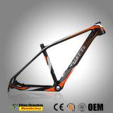 Nueva prueba de 15,5 pulgadas de 16,5 pulgadas carbono T800 de 17,5 pulgadas Marco de bicicleta de montaña