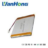 528095 7.4V 5000 Microfoon DVD van de Batterij van het Polymeer van het mAhLithium de Mobiele