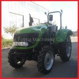 65Cv 4WD con ruedas de tractor agrícola de granja (FM654G)
