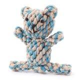 De Katoenen van de Levering van de hond Wortel van de Kabel kauwt Stuk speelgoed, de Toebehoren van het Huisdier