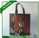 Fabricante não tecido relativo à promoção impresso costume dos sacos dos PP