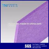 Comitato acustico leggero della fibra di poliestere della costruzione