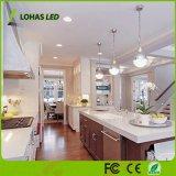 T10 8W (60W equivalente incandescente) E26 refrescan la bombilla blanca de 6000K LED para la iluminación casera