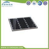 30W monocristallin panneau TUV Sun batterie solaire de la batterie