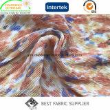 шифонового Одевать Обхода Ткани ткани Pleat печати воды 100d повелительницы