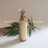 Flacon de lotion acrylique haut de gamme de produits de soin à l'emballage (CPP-nouveau-184)