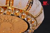 Kristalldeckenleuchte mit Kristall und Kunst-Glas-Dekoration