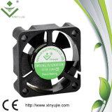 Homologation 12V 30mm d'UL ventilateur de refroidissement axial 3010 30X30X10mm sans frottoir de C.C