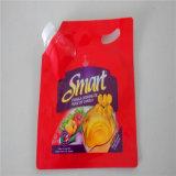 熱い販売法の口の袋の液体洗剤のびんの包装