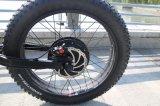 عادية سرعة إطار العجلة سمين [موونتين بيك] كهربائيّة [1000و] مع زاهية [تفت] عرض