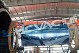 De Apparatuur van de Machine van de Deklaag van het titanium PVD voor de Pijp van het Blad van het Roestvrij staal