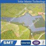 Горячая продажа бетон/солнечной энергии на основе цемента на массу системы крепления кронштейна