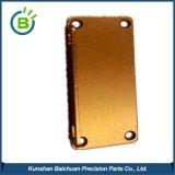 Le CNC de petites pièces de métal tournant, la précision d'usinage de pièces en aluminium BCR110