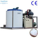 China-Fabrik-neues Cer-industrieller Flocken-Eis-Hersteller mit Service