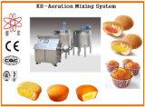 Machine de processeur de nourriture pour le gâteau de cuvette faisant la machine