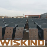 Los proyectos de construcción metálica de la luz de prefabricados de estructura de acero, edificio de acero