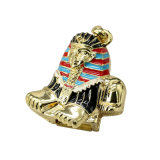 El Pharaoh egipcio calificado flash conduce el collar del palillo de la memoria del USB