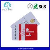 돋을새김 수를 가진 호텔 문 스마트 카드