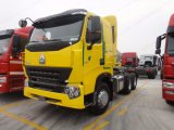 索引車のトラクターのトラックのSinotruk 380HP HOWO A7 6X4のトラクターヘッド