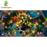 8 игроков медали эксплуатировать машину с азартными играми Lion Safari вылова рыбы в таблице аркадной игры