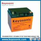 12V 50ah alta taxa AGM Bateria para o Sistema de Alarme de Segurança