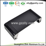 Venta caliente! Extrusión Alunimu 6063 para el disipador de calor del radiador de equipos de audio para coche