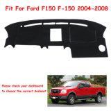 Para a Ford F150 F-150 2004-2008 Truck Dashmat tapete de painel de bordo no painel da tela da tampa