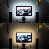 5V 50cm 1m 2m 3m 4m 5m der USB-Kabel-Energien-LED Weihnachtsschreibtisch-Dekor-Lampen-Band Streifen-Licht-der Lampen-SMD 3528 für Fernsehapparat-Hintergrund-Beleuchtung