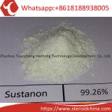 ボディービルのステロイドの粉のSustanon 250のテストステロンのSustanonの未加工注射可能な粉