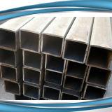 구조 금속 까만 사각 관 사각 강철 관