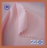 50d Polyester Spandex tejido de trama para la ropa interior o el revestimiento