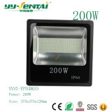 luz de inundación impermeable al aire libre de 200W IP65 LED