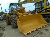 Chargeur à roues par 966g utilisé moyen de machines de construction de tracteur à chenilles