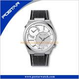 Les montres-bracelet en gros de quartz d'OEM de la Chine imperméabilisent des montres d'acier inoxydable