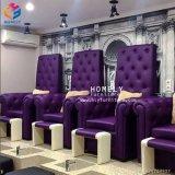 Sap utiliza silla de masaje de pies pedicura sillón silla con Cuenca pie de rey