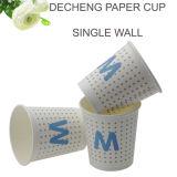 Exportación taza de papel del café de 7 onzas para la bebida caliente