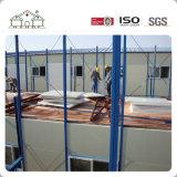 A construção modular Prefab House para o trabalhador