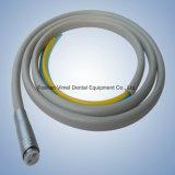 シリコーンの4つの穴の管が付いている歯科Handpieceの管