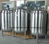 Bonne qualité réservoir de mélange liquide d'acier inoxydable de 1000 litres