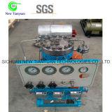 compresor oxígeno-gas de alta presión del diafragma 20MPa