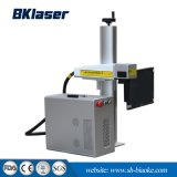 20W de draagbare Laser die van de Vezel van het Metaal Machine voor Juwelen merken