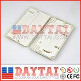 Коробка соединения волокна порта выввода кабеля падения 2 сердечника FTTH 1 оптически