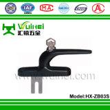 ISO9001를 가진 다중 점 자물쇠를 위한 분말 코팅 자물쇠 손잡이
