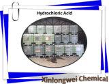 Acide chlorhydrique de pente industrielle 31% 37%