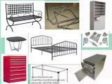 Pièces faites sur commande de meubles de tôle en métal d'acier inoxydable